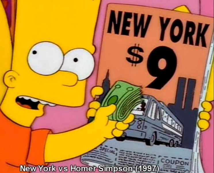 Барт против Гомера