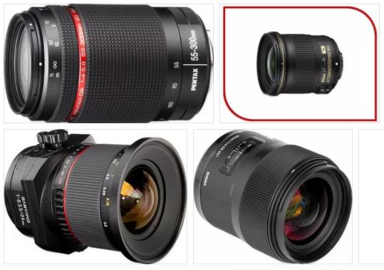 Классификация фототехники